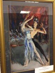 Ballet Dancers - Martin Frederick Hamlyn