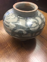 Chinese Ming Dynasty Jar c1580 with certificate