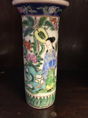 Early 19th century export market Chinese vase