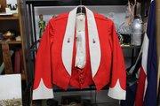 Edwardian Loyal North Lancashire's Mess Dress