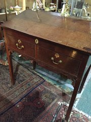 Georgian Oak Clerks Desk
