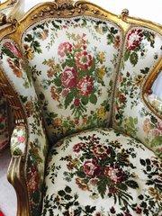 fabulous Louis style armchair