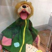 Rare Pelham Puppet 'Fido' Vent Range