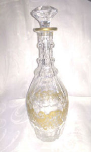 Stunning Saint-Louis Decanter