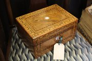 Stunning Tunbridge Ware Sewing Box
