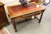 Victorian French Desk or Library Table c1870