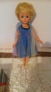 "Vintage Pedigree 14"" Doll - Shirley"