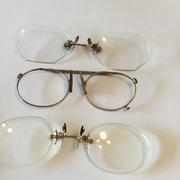 Vintage glasses / spectacles / lorgnette/pinz nez