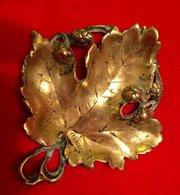 1900 Vide Poche Bronze P L Sasportas