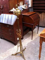 1850's Standard Telescopic Lamp