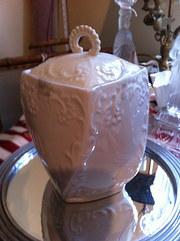 Art Deco Limoges Jar