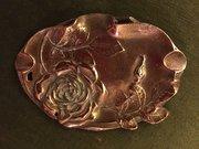 Art Nouveau Vide Poche Copper French