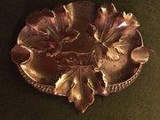 Art Nouveau Vide Poche Copper