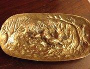 French 1800 Bronze Vide Poche / Keys