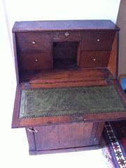 Antique Georgian Oak Child's Bureau