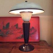 Modernist Jumo Desk Lamp Bakelitte