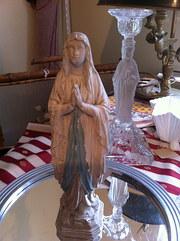 Notre Dame de Lourdes Figurine