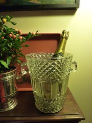 Spectacular 1940 Special Moment Champagne Wine Coo