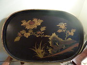 Edwadian Lacquer Tray