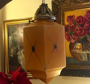 Traditional Edwardian Hexagonal Lantern