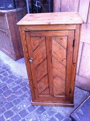 Victorian Pine Cabinet