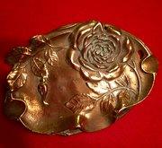Wonderful 1920 Vide Poche Copper