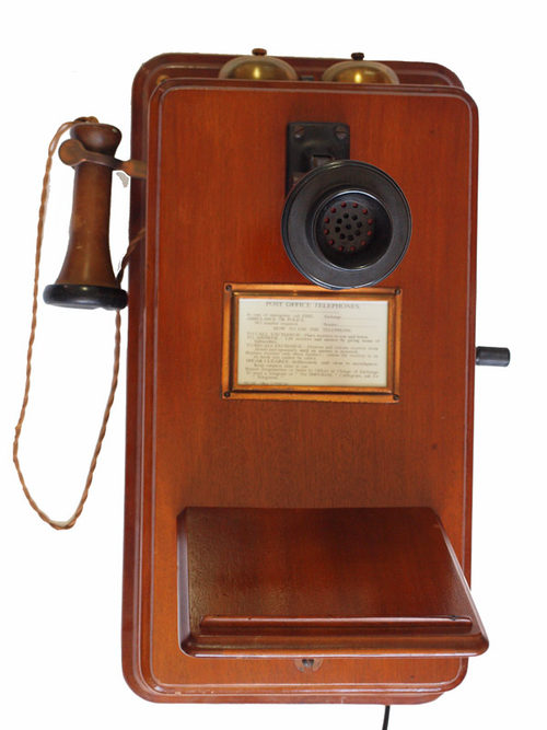 GPO No3 great as found  telephone