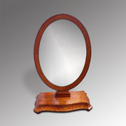 Amboyna Dressing Table Mirror
