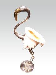 An Amazing Bird sculpture by Gabriella Binazzi