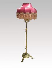 Art Nouveau Standard Lamp