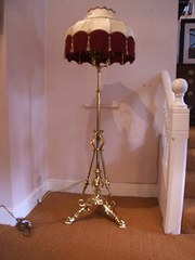 Arts and Crafts Standard Lamp