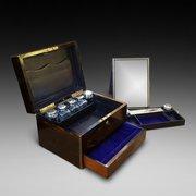 Asprey of London Macassa Ebony Jewellery Box