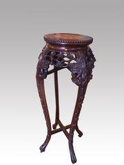 Chinese Urn Stand