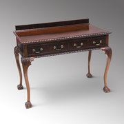 Chippendale Style Hall Table