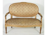 Early 20thC French 2 Seater Settee