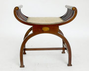 Edwardian Dressing Table Stool