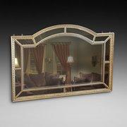 Edwardian Giltwood Mirror
