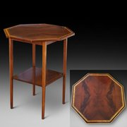 Edwardian Mahogany Occasional Table
