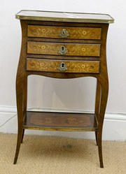 French Bombe Commode