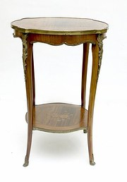 French Occasional Side Table