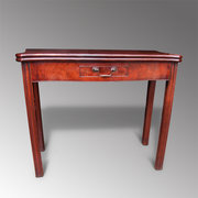 George III  Tea Table