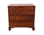 Georgian Mahogany Chest of Drawers