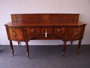 Georgian Mahogany Sideboard Gillows