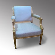 Giltwood French Fautiel