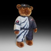 """Jensen"" the F1 Bear"