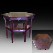 Late 19thC Rosewood Centre Table