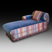 Late 19th Century French Chaise Longue