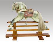 Leeways Rocking Horse