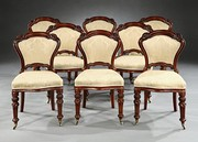 Mahogany Chairs by Gillows of Lancaster