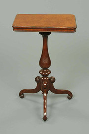 Gillows mahogany Occasional Table